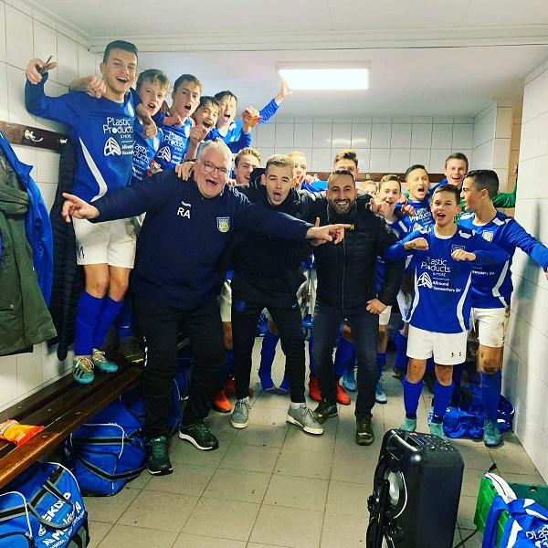 JO15-1 Kampioen!!