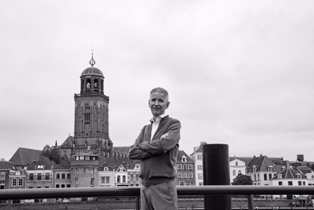 Aanvulling bestuur met Everhard Gerritsen