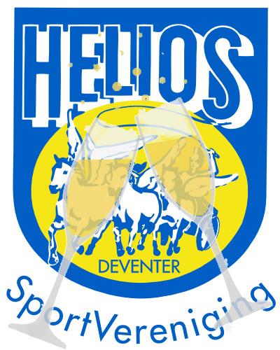 Uitnodiging nieuwjaarsreceptie SV Helios